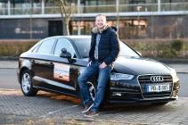 Fahrlehrer Gregor Bendorf